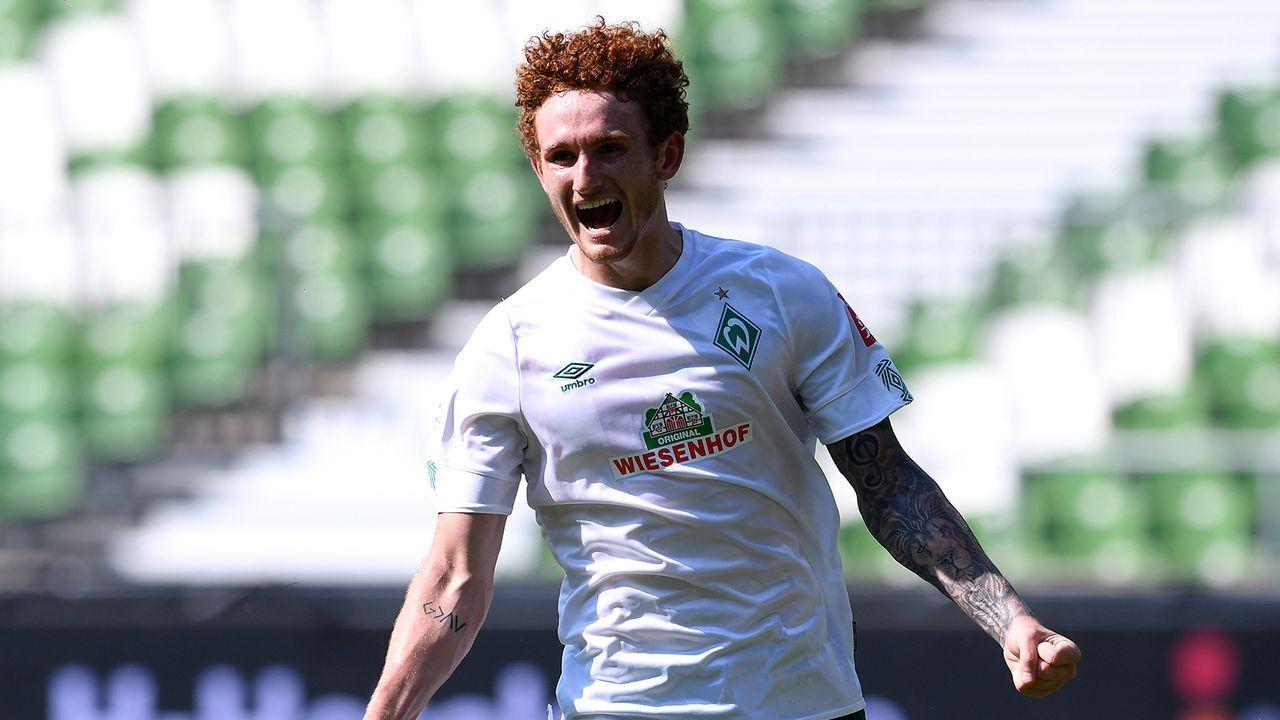 68. Minute: Werder macht das halbe Dutzend voll - Bildquelle: Getty Images