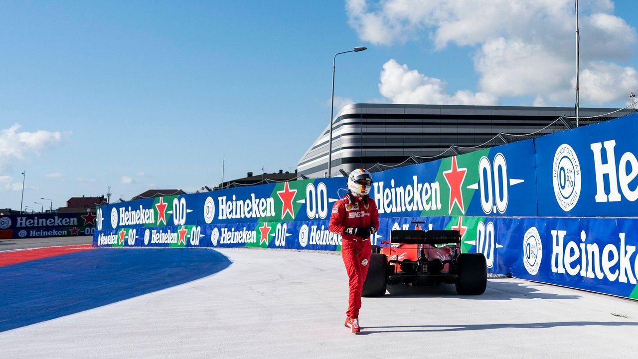 10. Rennen Sotschi: Grand Prix von Russland - Bildquelle: imago images/ZUMA Wire