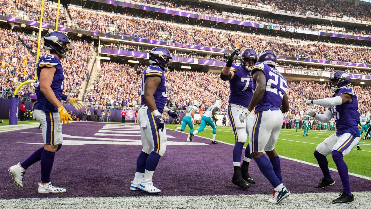 16. Minnesota Vikings - Bildquelle: 2018 Getty Images