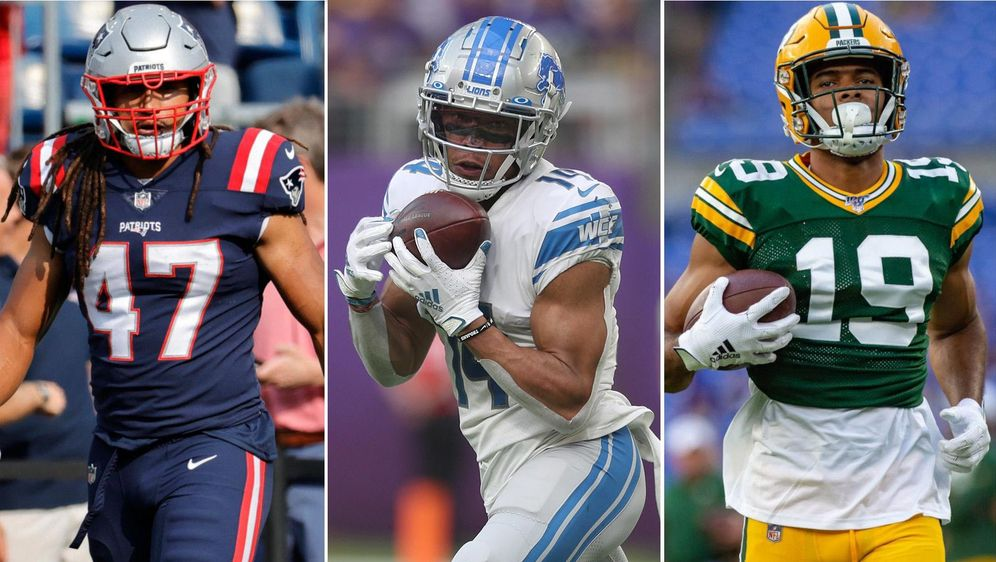 Drei Deutsche kamen in Woche 5 der NFL-Saison zum Einsatz. - Bildquelle: Getty Images/Imago Images