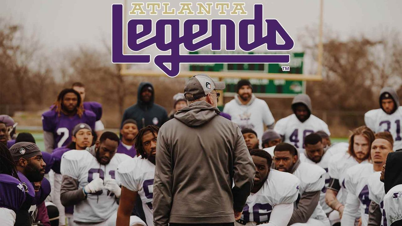 Atlanta Legends - Bildquelle: AAF