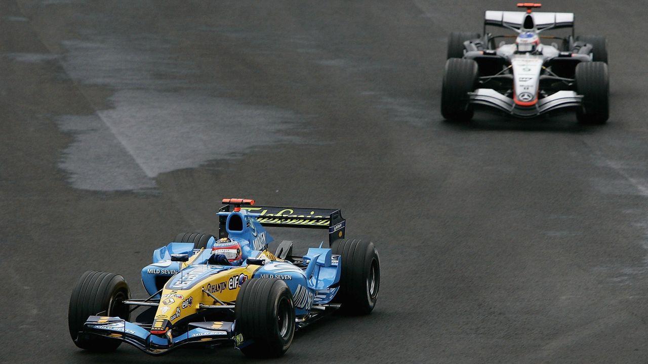 2005: Wieder knapp am Titel vorbei - Bildquelle: Getty Images