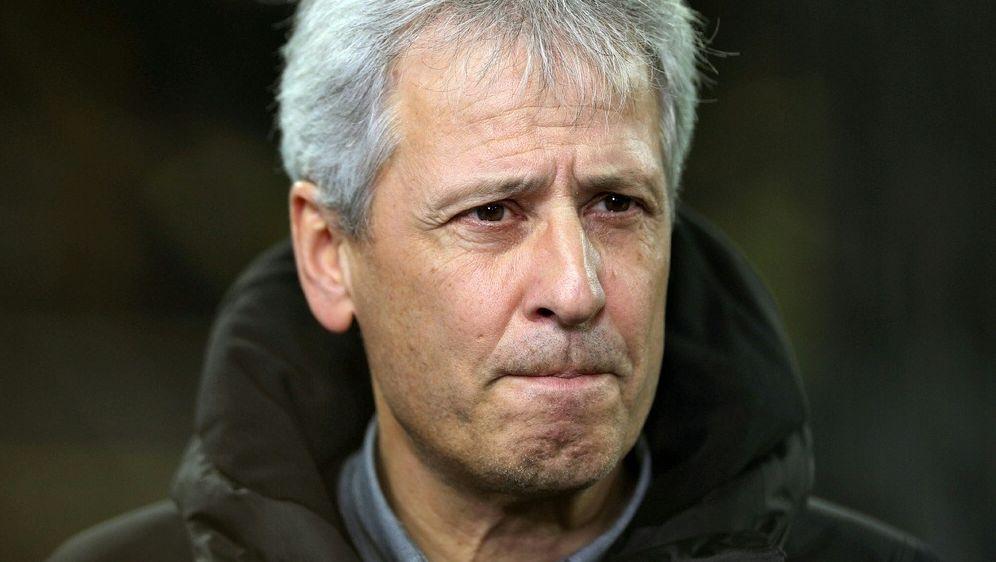 Lucien Favre erhält Rückendeckung vom Klub-Präsidenten - Bildquelle: PIXATHLONPIXATHLONSID
