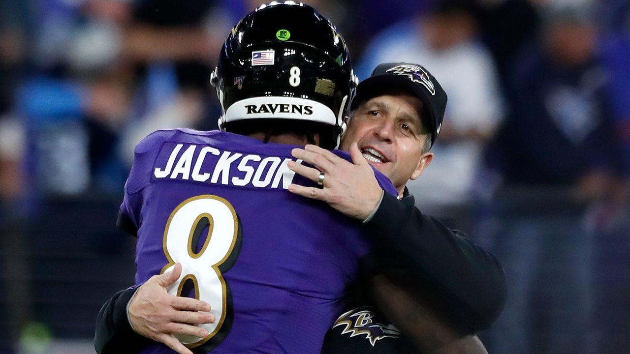 Baltimore Ravens - Bildquelle: Getty Images