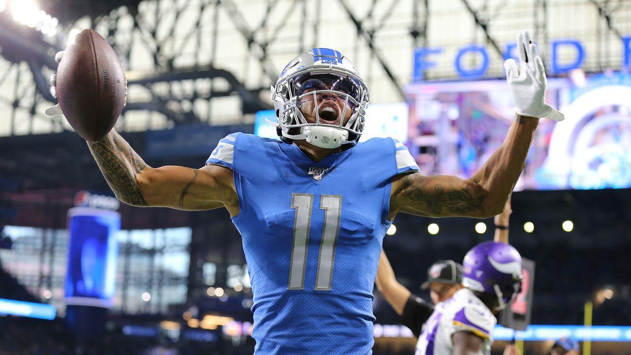 Detroit Lions (Portsmouth Spartans) - Bildquelle: Getty Images