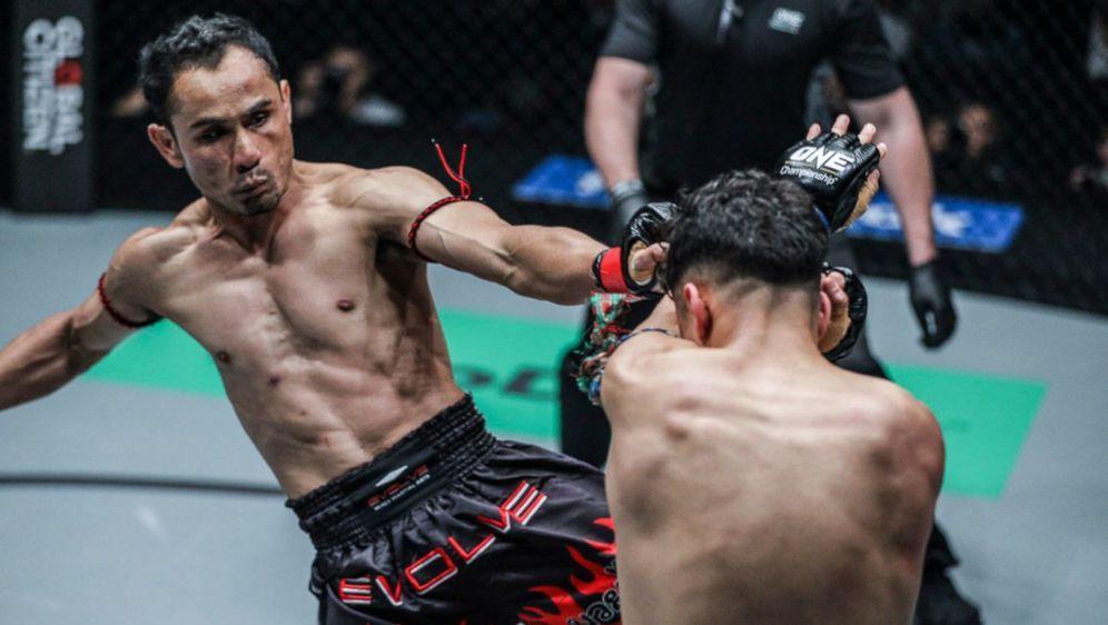Sam-A Gaiyanghadao (li.) steht vor seiner ersten Titelverteidigung - Bildquelle: One Championship