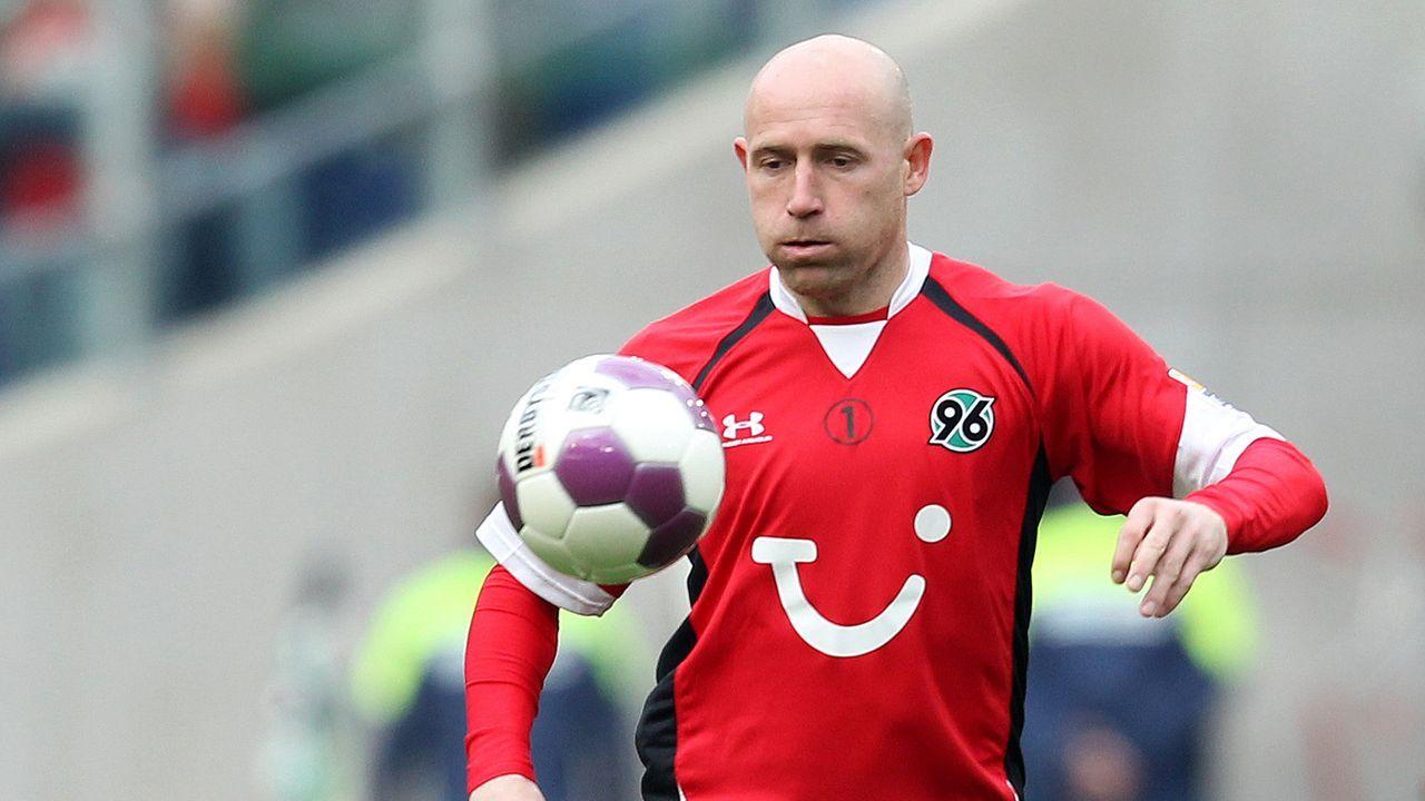 Jiri Stajner (Hannover 96) - Bildquelle: Getty