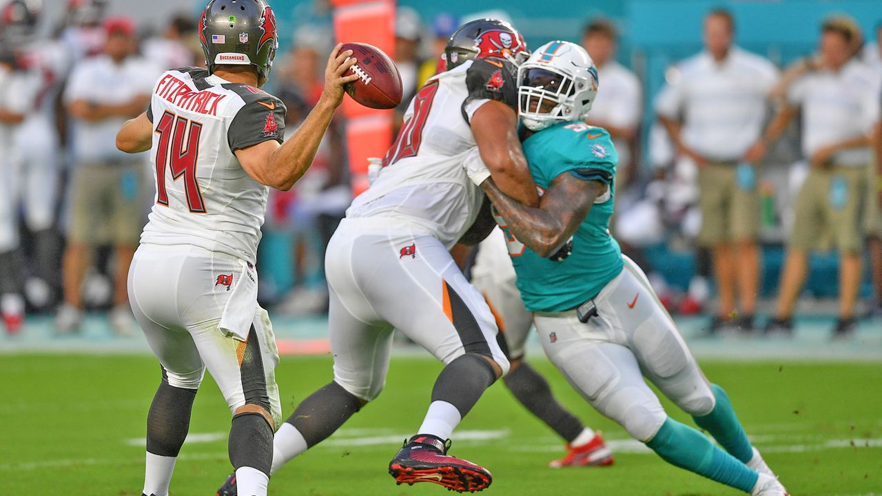 Dolphins at Buccaneers - Bildquelle: 2018 Getty Images