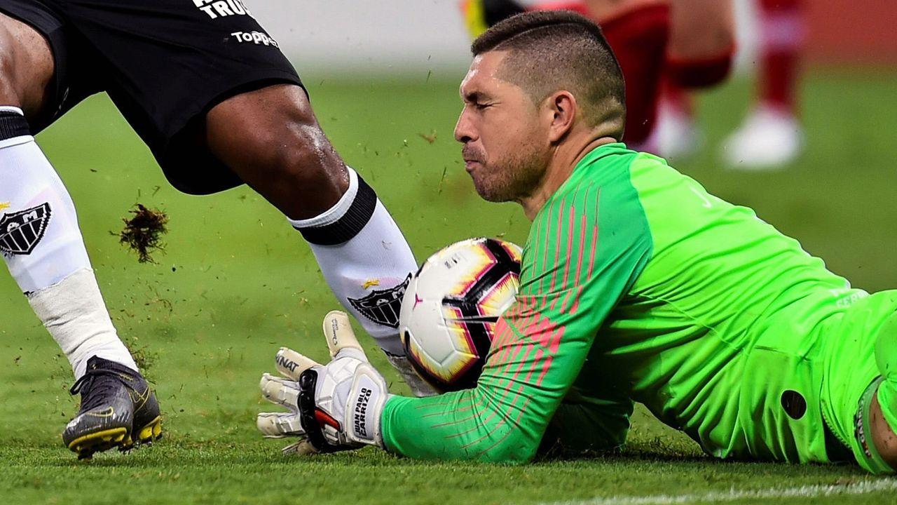 Juan Pablo Carrizo (Club Cerro Porteno) - Bildquelle: imago images / Agencia EFE