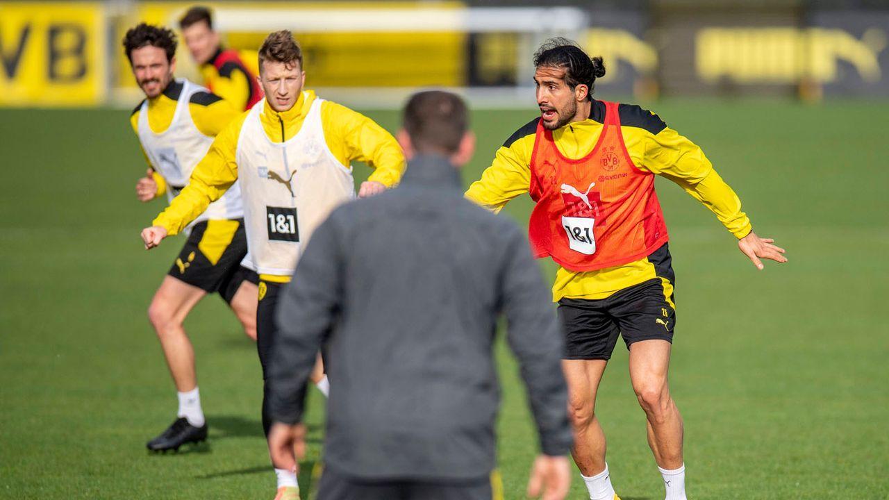 Borussia Dortmund - Bildquelle: imago images/Kirchner-Media