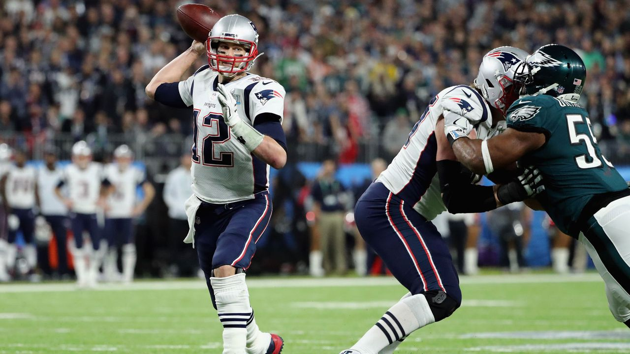 12. Rekord: Meiste Passing Yards in einem Super Bowl - Bildquelle: Getty