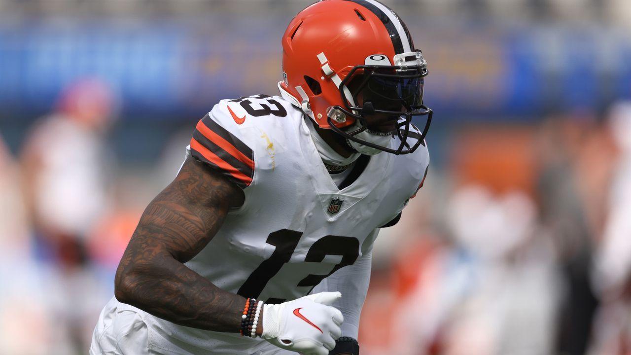 Odell Beckham Jr. (Cleveland Browns)
