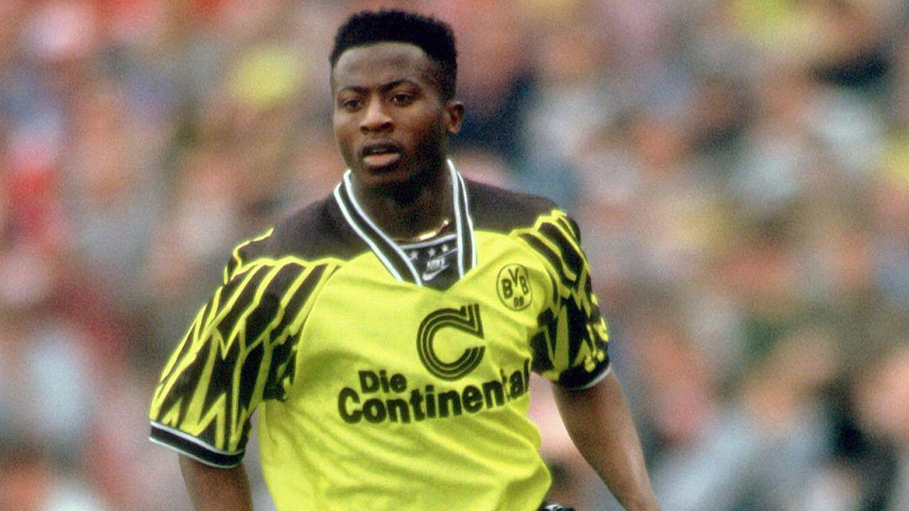 Platz 6 - Ibrahim Tanko (Borussia Dortmund) - Bildquelle: imago images/WEREK