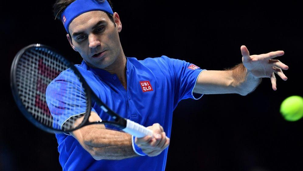 Roger Federer wurde in den Spielerrat der ATP gewählt - Bildquelle: AFPSIDBEN STANSALL