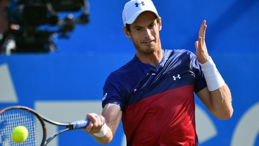 Murray musste wegen Hüftproblemen lange pausieren - Bildquelle: AFPSIDGLYN KIRK