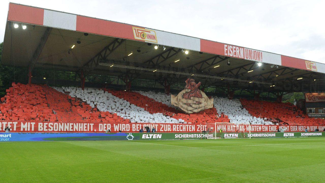 1. FC Union Berlin  - Bildquelle: imago images / Matthias Koch