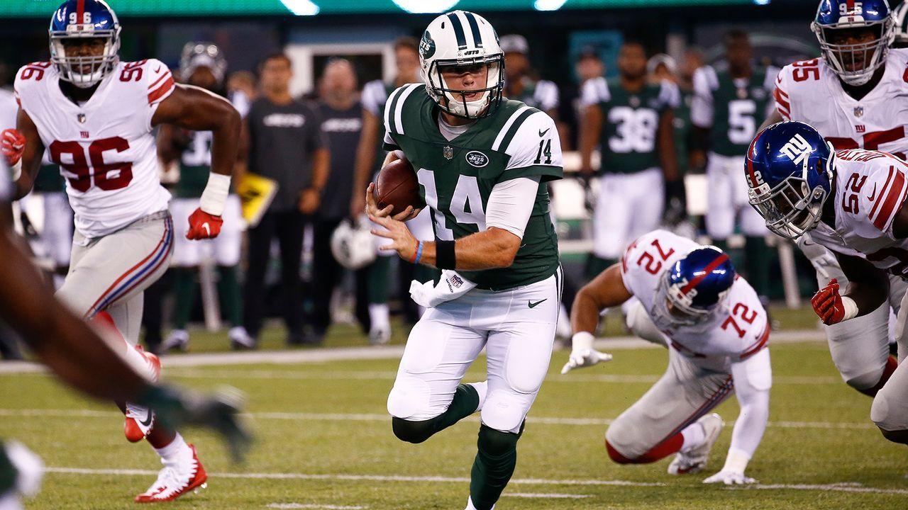 Woche 10: New York Giants at New York Jets - Bildquelle: 2018 Getty Images