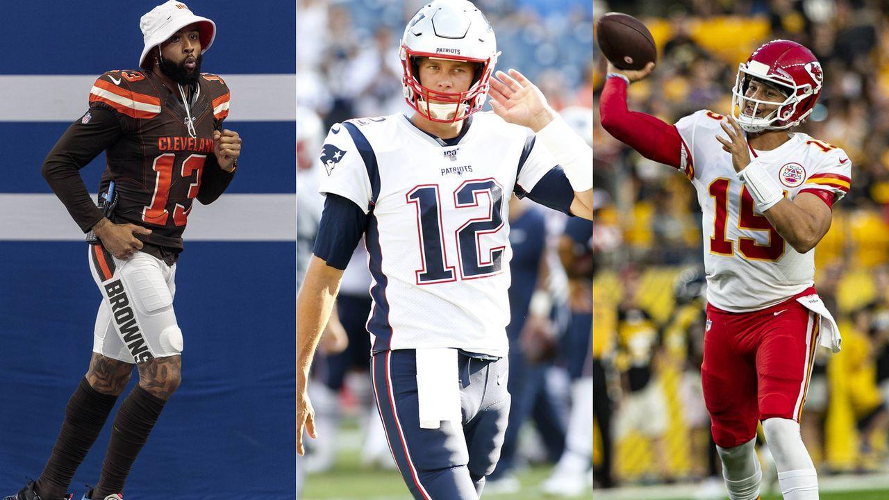 NFL 2019: Die etwas anderen Wetten zur Regular Season - Bildquelle: Imago