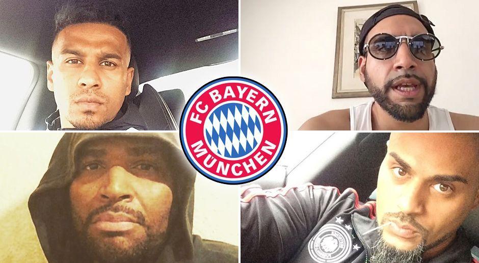 Majoe, Ali As, Olli Banjo, Massiv - Bildquelle: Instagram: @majoe_47, @ali2as, @wunderkynd, @kingmassiv1