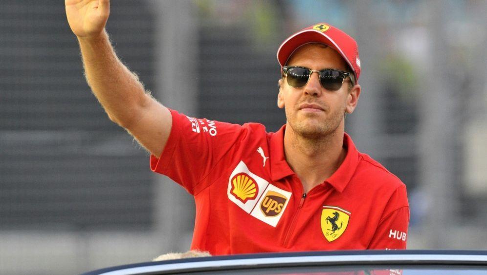 Sicherheit geht vor: Sebastian Vettel - Bildquelle: AFPSIDMLADEN ANTONOV
