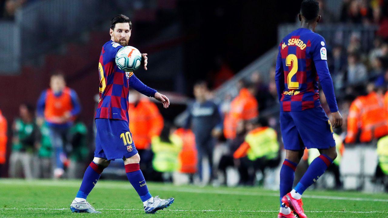 Kein Corona-Kollektiv: Barca-Spieler lehnen Gehaltsverzicht ab - Bildquelle: imago