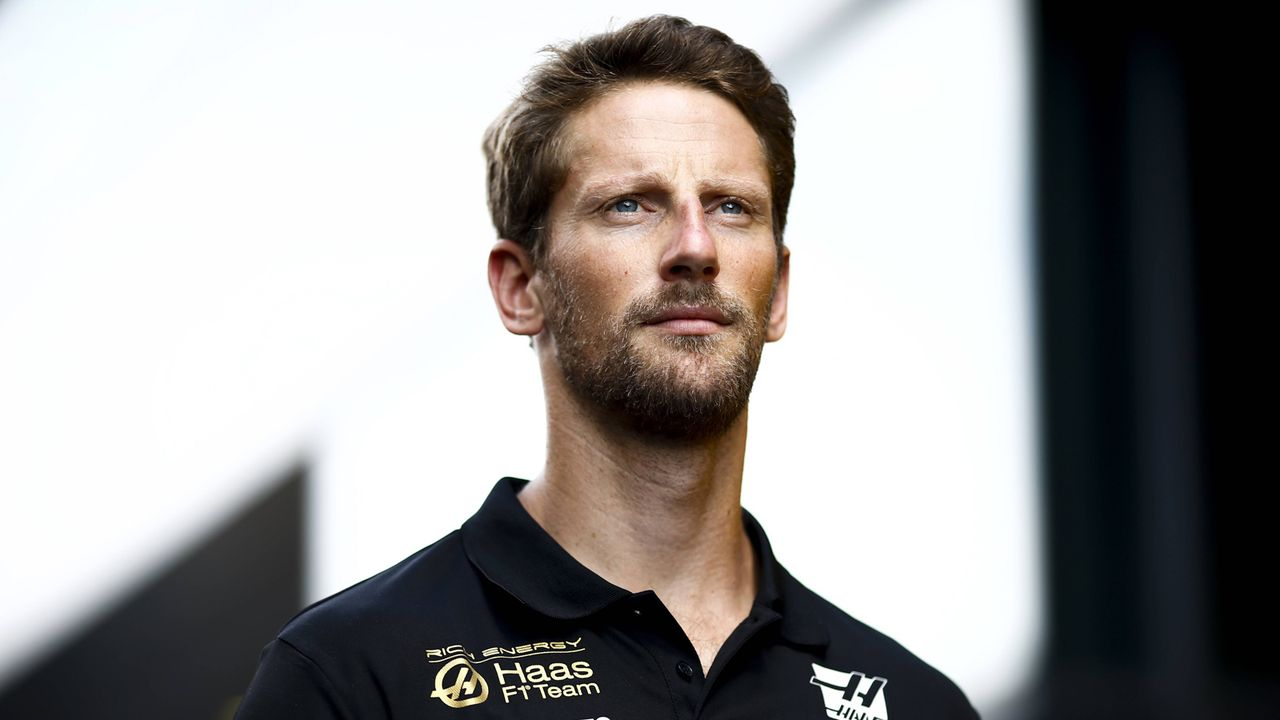 3. Romain Grosjean - Bildquelle: imago images / Motorsport Images