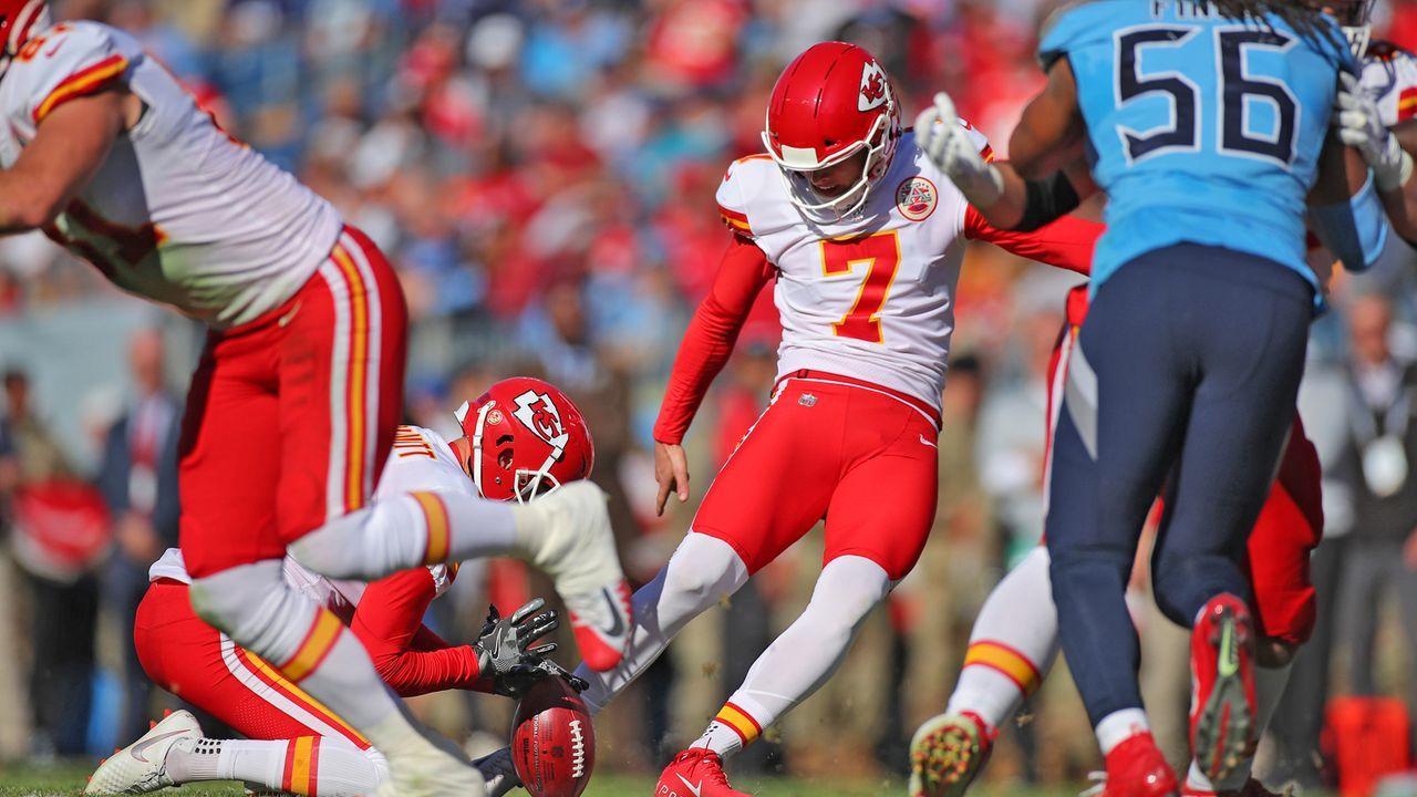 Special Teams und Kicker: Kansas City Chiefs - Bildquelle: getty