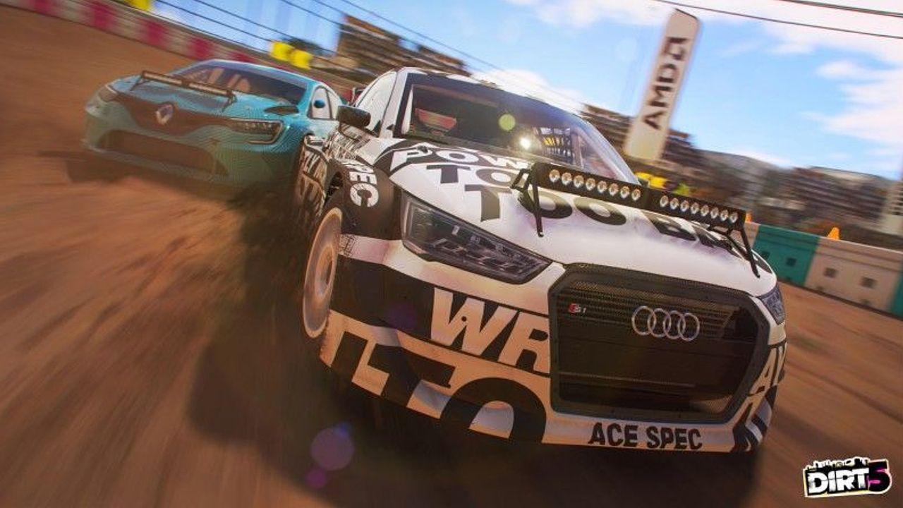Dirt 5 - Bildquelle: twitter@dirtgame