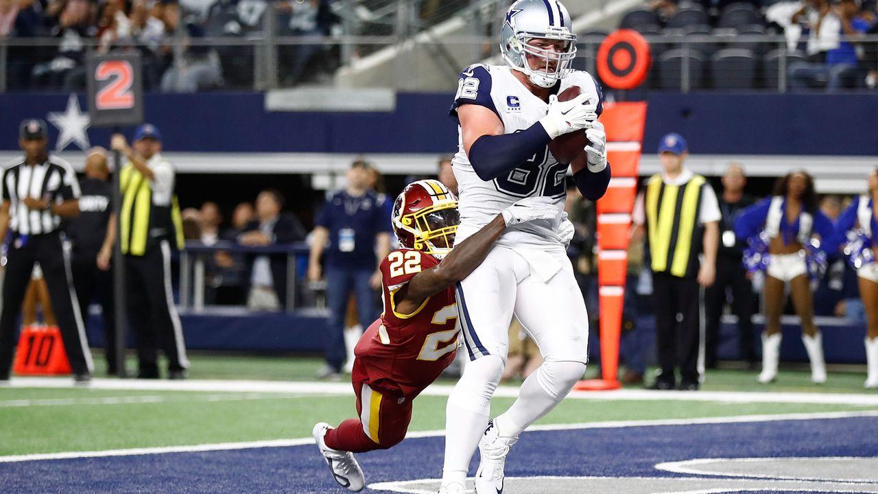 Jason Witten (Dallas Cowboys) - Bildquelle: 2017 Getty Images