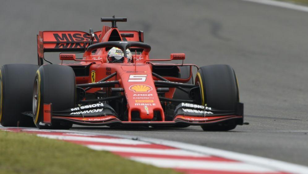 Vettel will mit Ferrari in Aserbaidschan attackieren - Bildquelle: AFPSIDSTR