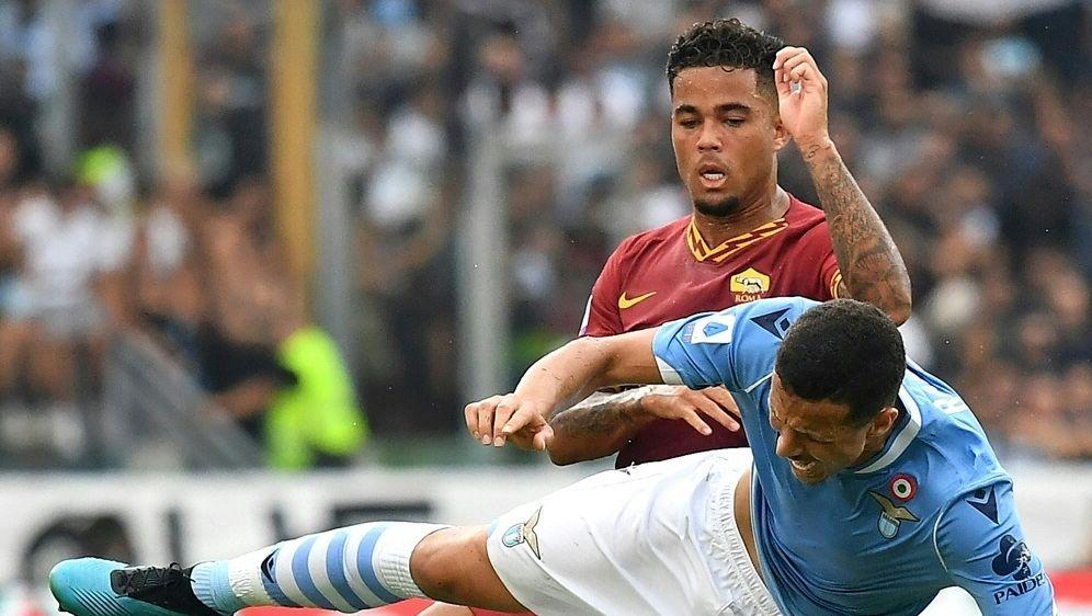 Remis: Das Derby zwischen Lazio und AS Rom geht 1:1 aus - Bildquelle: AFPSIDTIZIANA FABI
