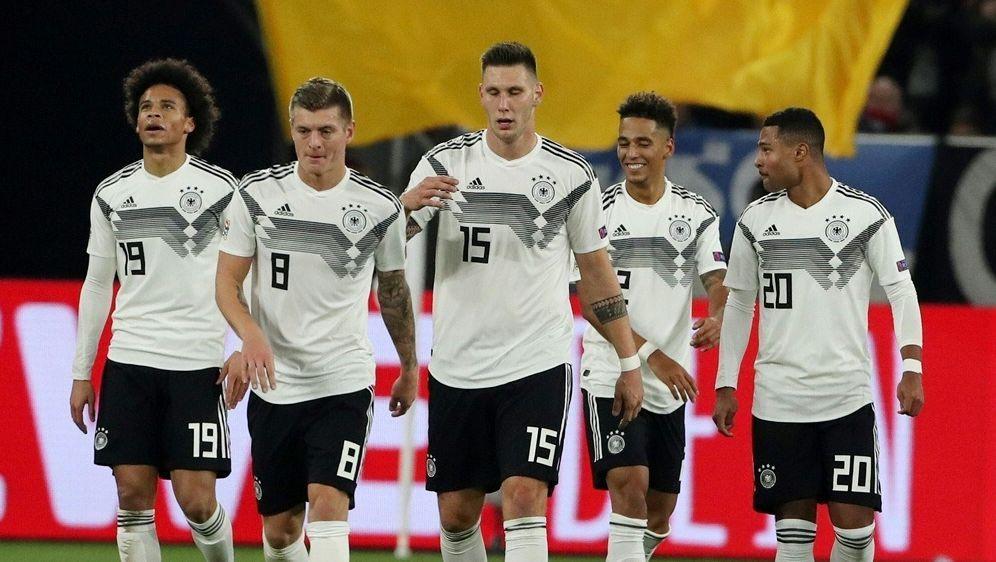 Länderspielauftakt für DFB-Elf am 20. März gegen Serbien - Bildquelle: PIXATHLONPIXATHLONSID