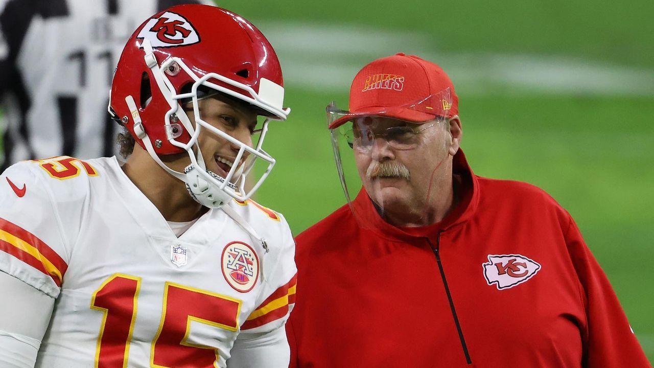 Platz 2 - Kansas City Chiefs - Bildquelle: 2020 Getty Images