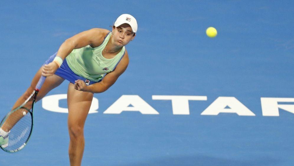 Keine US Open für Ashleigh Barty - Bildquelle: SIDSIDAFPArchivKARIM JAAFAR