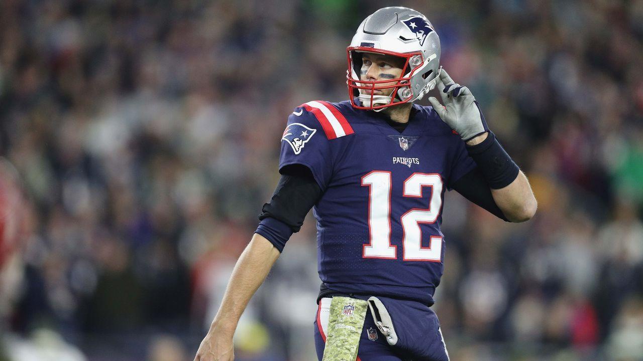 Tom Brady - Bildquelle: 2018 Getty Images