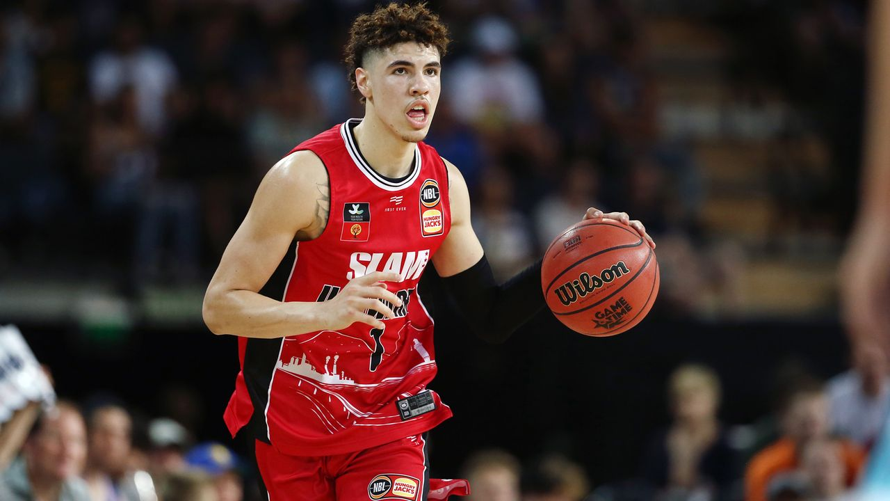 LaMelo Ball: Aufstieg in Australien - Bildquelle: 2019 Getty Images