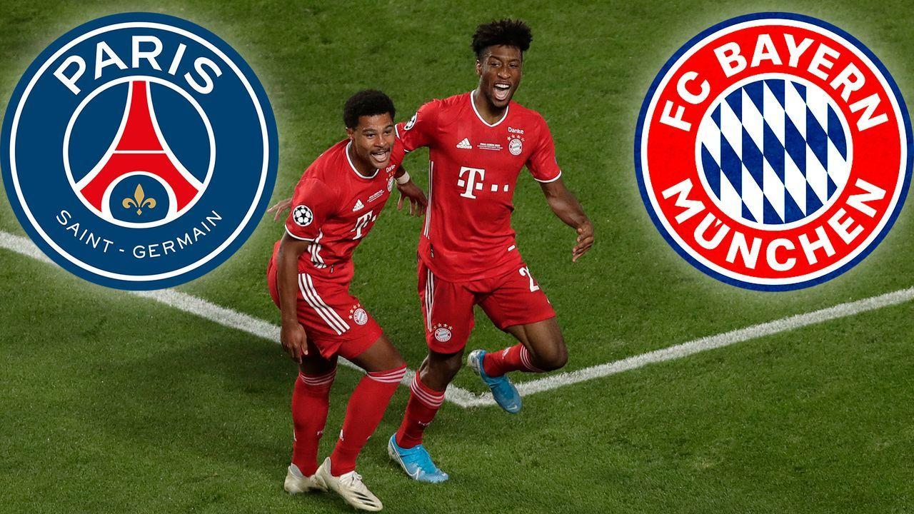 Einzelkritik PSG vs. FC Bayern - Bildquelle: Getty Images