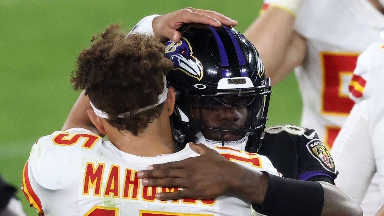 2. Spieltag: Kansas City Chiefs at Baltimore Ravens - Bildquelle: getty