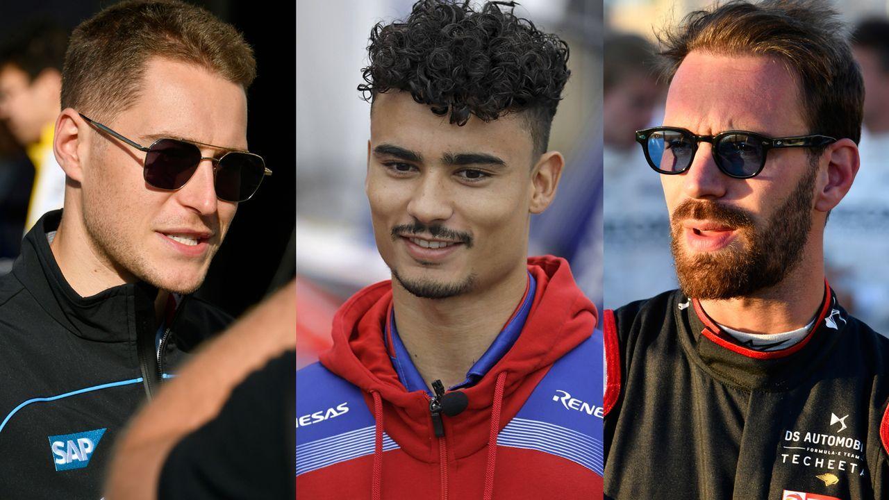 Diese Formel-E-Fahrer haben eine Formel-1-Vergangenheit - Bildquelle: Imago