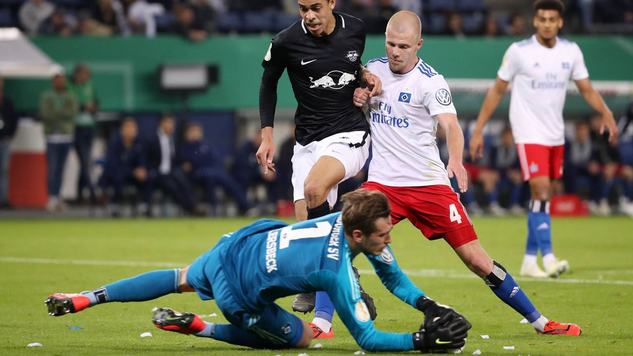 Rick van Drongelen (Hamburger SV) - Bildquelle: Imago