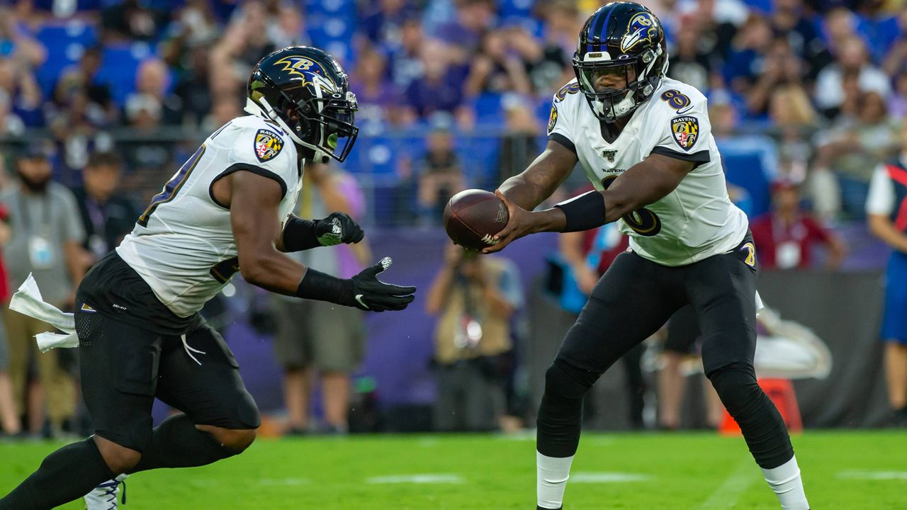 Mark Ingram (Baltimore Ravens) - Bildquelle: 2019 Getty Images