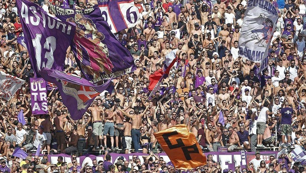 Italienische Fans waren vermehrt negativ aufgefallen - Bildquelle: PIXATHLONPIXATHLONSID