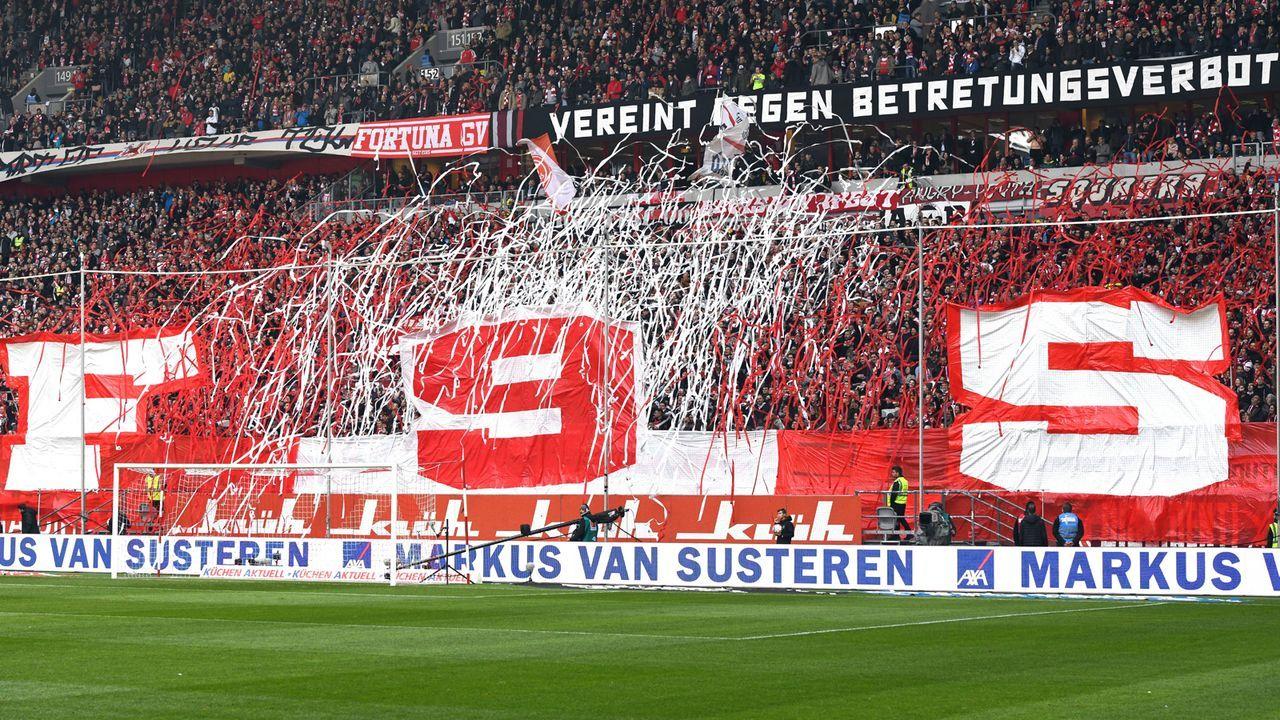 Fortuna Düsseldorf  - Bildquelle: imago images / Horstmüller