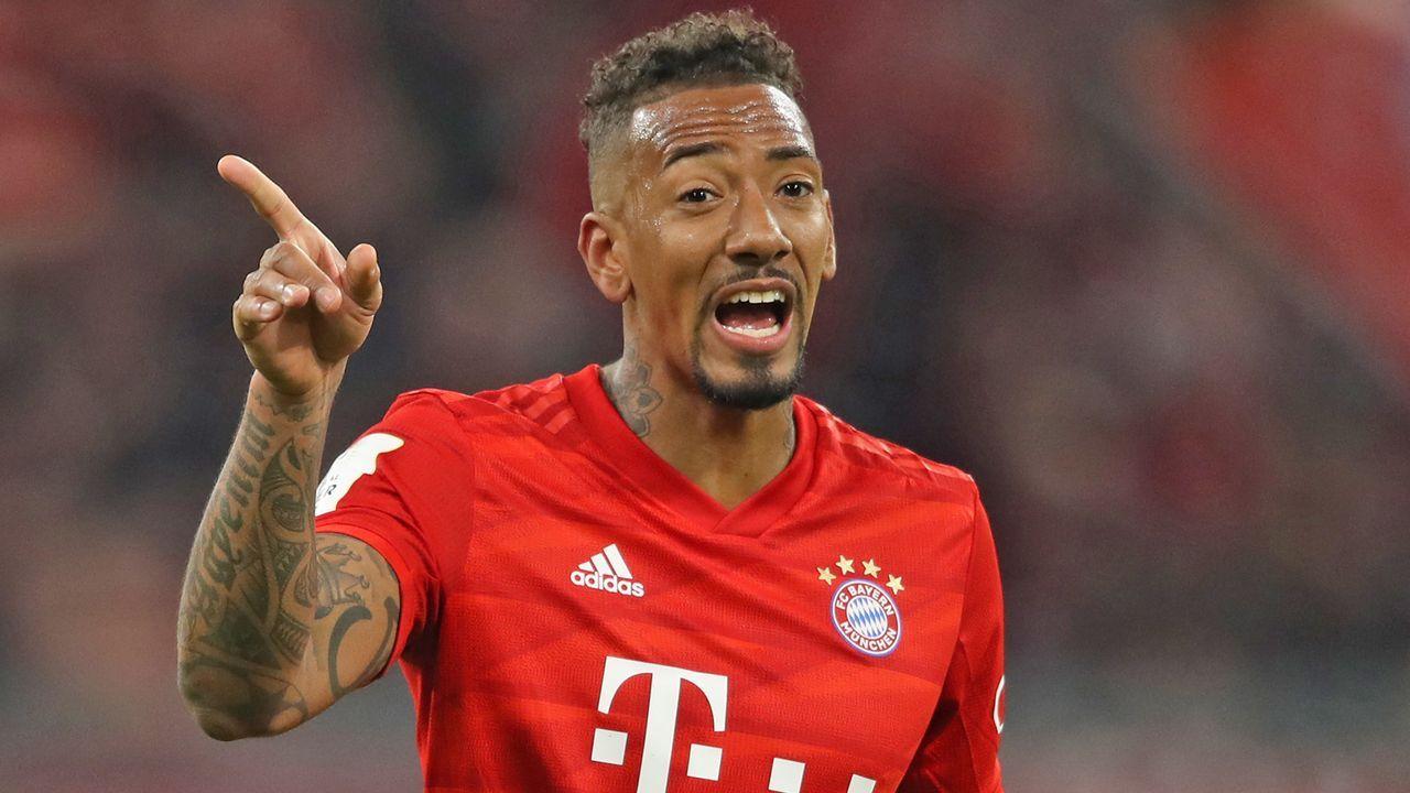 Platz 7: Jerome Boateng (FC Bayern) - Bildquelle: 2020 Bongarts/Getty Images