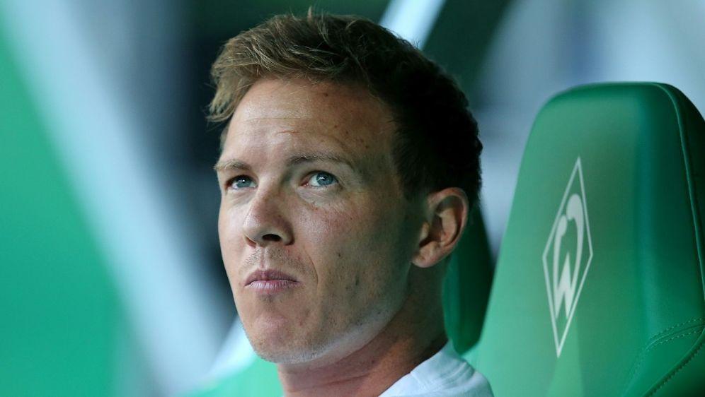 Julian Nagelsmann lobt Schalkes neuen Trainer Wagner - Bildquelle: PIXATHLONPIXATHLONSID
