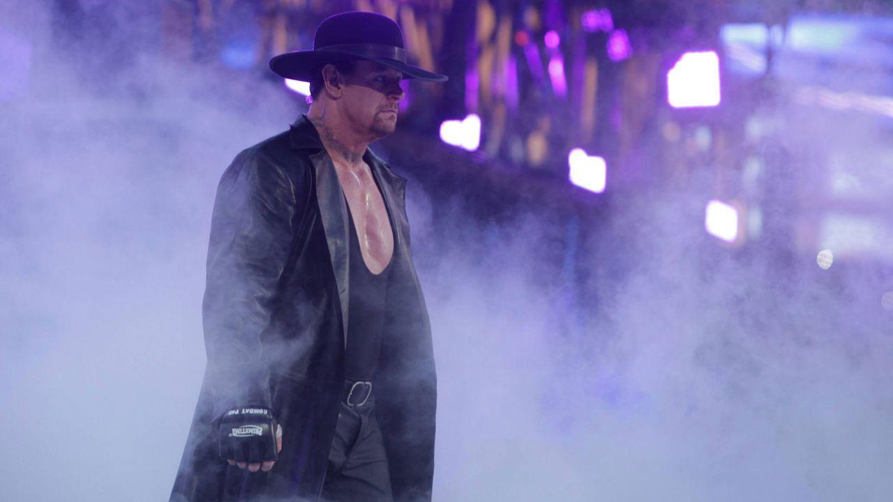 The Undertaker: Kopfgeldjäger und Türsteher - Bildquelle: imago/ZUMA Press
