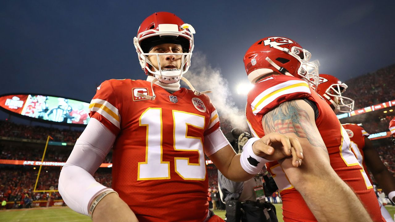 Platz 18: Kansas City Chiefs - Bildquelle: 2019 Getty Images