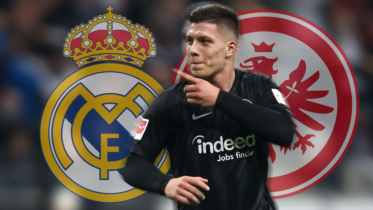 Luka Jovic (Real Madrid) - Bildquelle: Getty Images