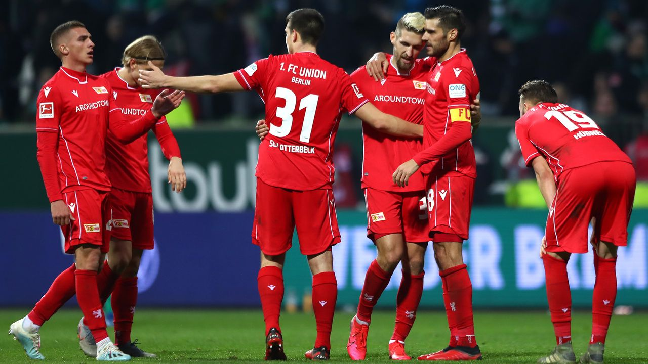 Union Berlin - Bildquelle: 2020 Getty Images