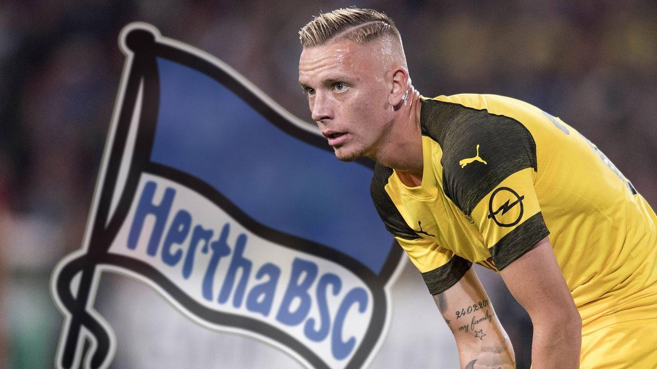 Marius Wolf (Hertha BSC) - Bildquelle: imago
